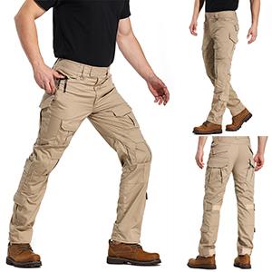 Pantalones BDU para hombre