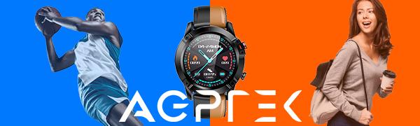 AGPTEK Smartwatch