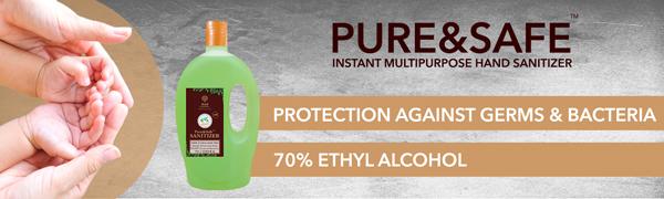 Pure&Safe Main Image