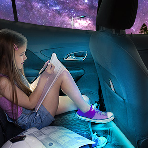 car interior led lights prefect as a gift for Lovers, Family, Kids and Friend
