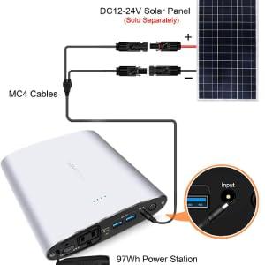 solar charging aimtom s268