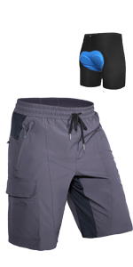 biking shorts men