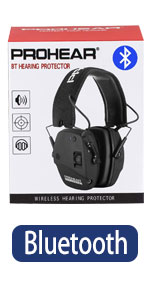 PROHEAR 030 Bluetooth Electronic Shooting Ear Protection