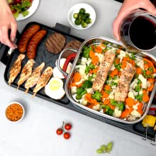 skaiva electric grill indoor