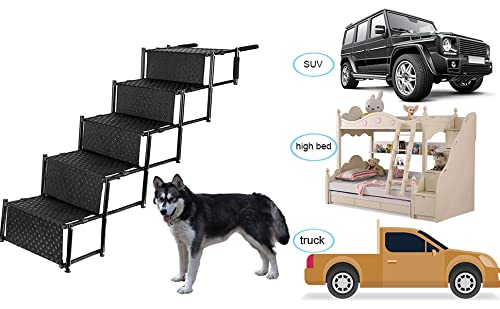 Best Dog Stairs for Car