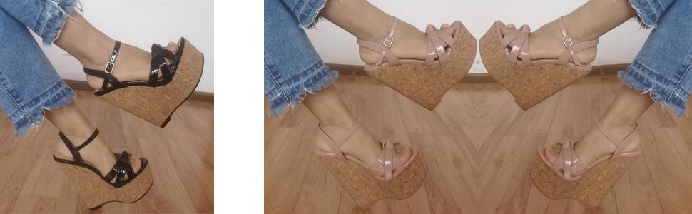 sandals for women,wedge sandals for women,women sandals,black sandals for women,platform sandals