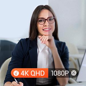 4k HD ウェブカメラ