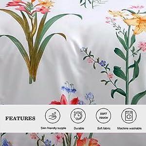 Shatex Pattern Printed Bedding Set