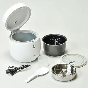 炊飯器 糖質カット 低糖質炊飯 玄米 お粥 スープ