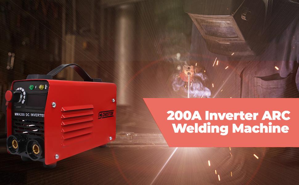 cheston inverter arc welding machine