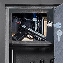 Separate lockbox