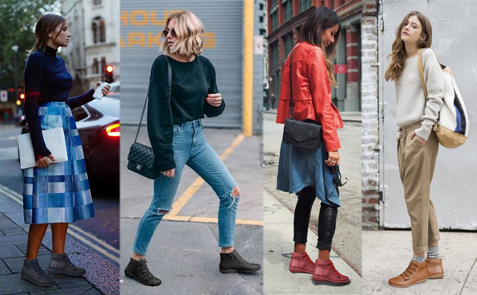 Fashion Ankle Boots