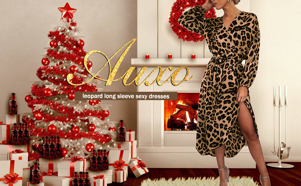 women's christmas dress party dress casual dress