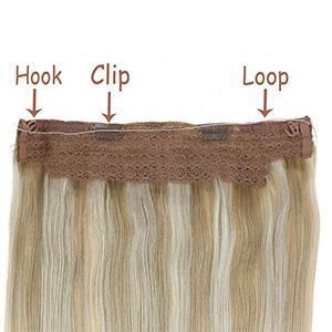 halo hair flip in balayage human hair extensions balayage ash blonde platinum blonde highlight color