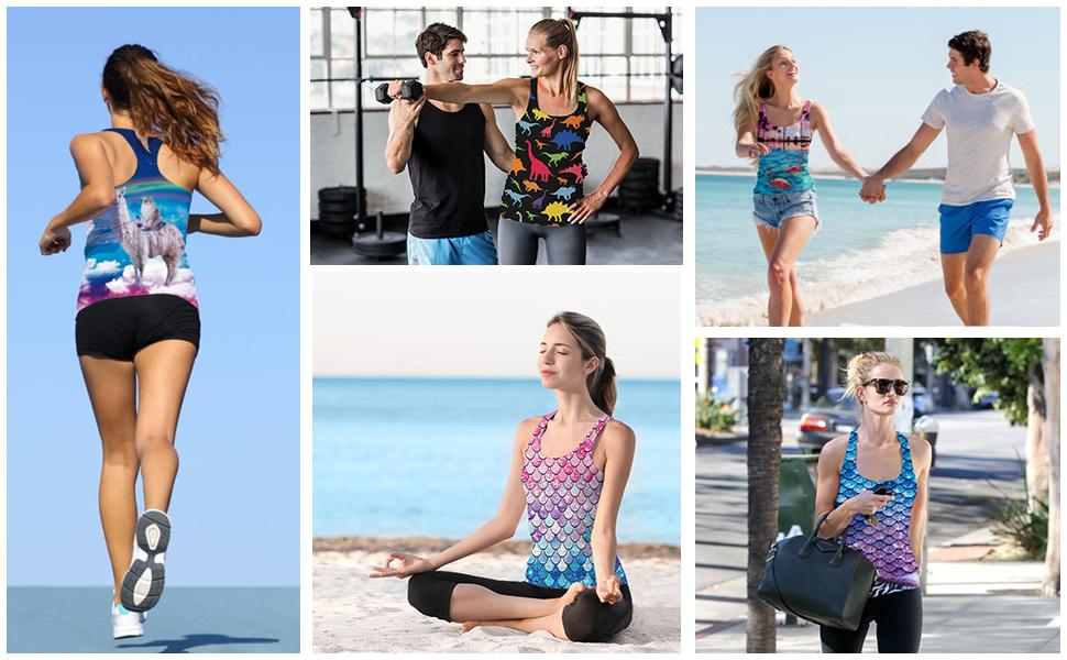 women yoga shirt