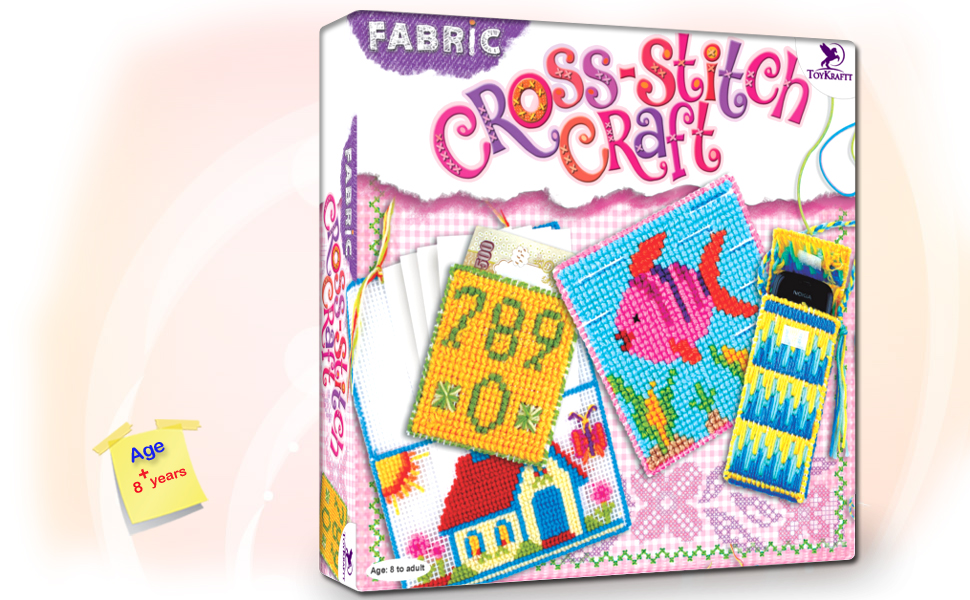 39490-Cross Stitch Craft