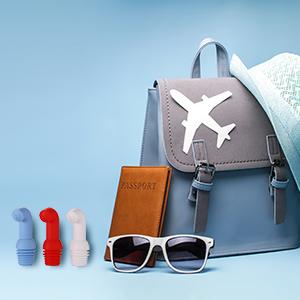 Portable bidet for travel