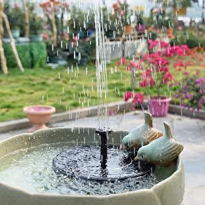 solar fountain 4
