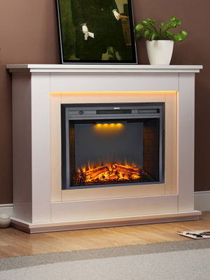 electric fireplace insert 36 inch wide