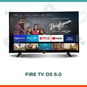 Fire TV OS 6.0