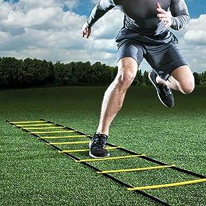 Sport Agility Ladder Speed Training Equipment Set
