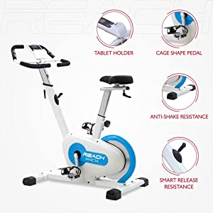 Invicta exercise bike