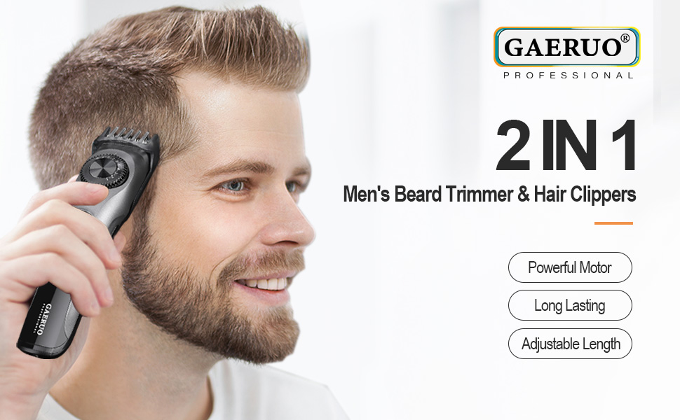 beard trimmer