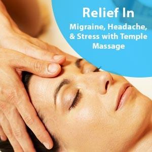 headache and stress relief massager
