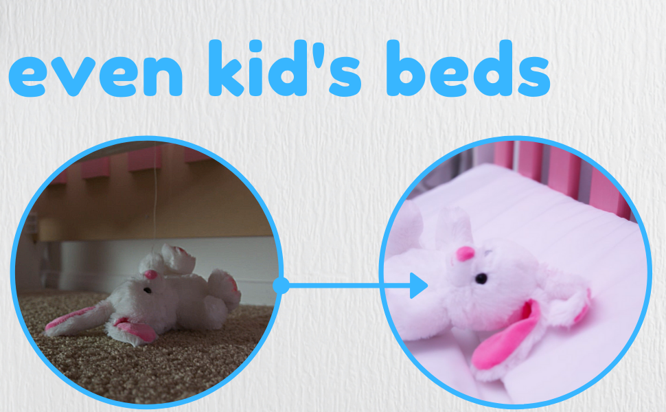 kid bed gap stop toys from dropping
