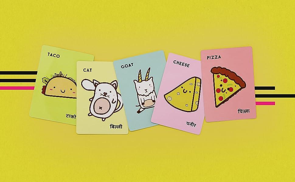 A Fun Party Card Game