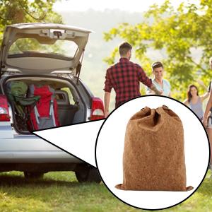 portable cork bag