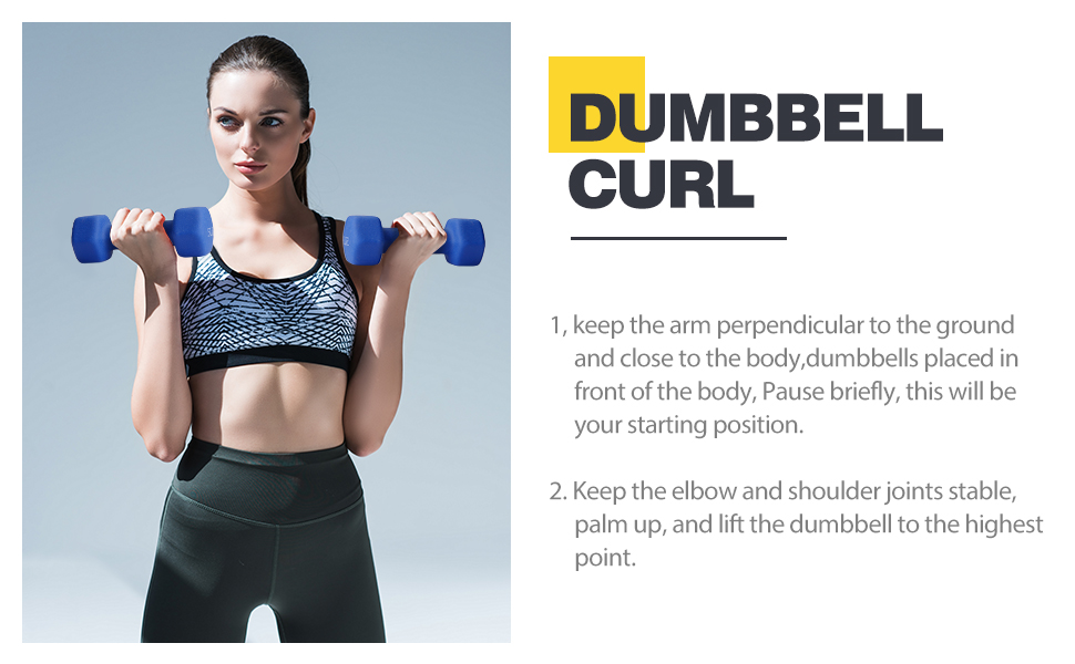 5LB Dumbbell Weights,