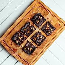 low carb keto brownies snack