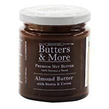 butters and more almond butter chocolate south sugar free dark vegan stevia keto march cocoa