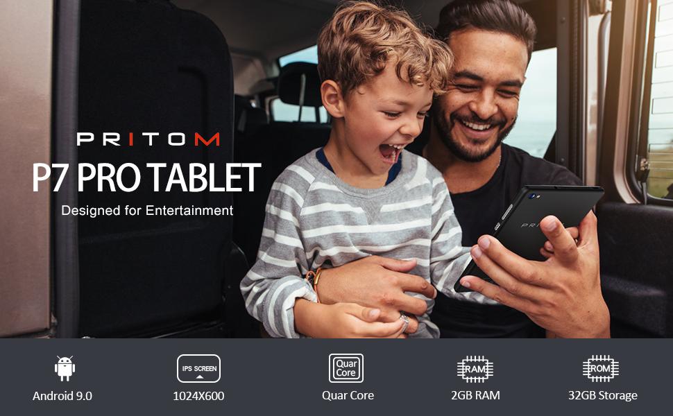 PRITOM P7 PRO Tablet