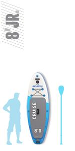 Bluefin Cruise Jr. SUP - 8'