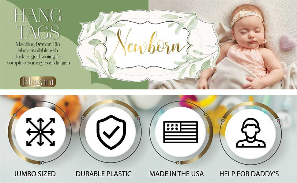 clothes organizers baby clothing labels