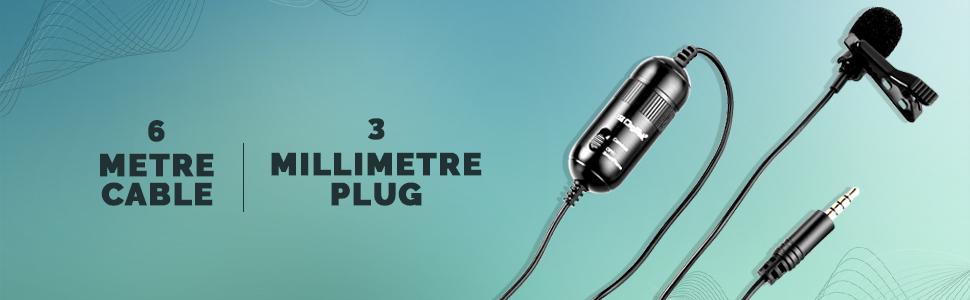 Digitek Mic DM-01 Lavalier Microphone
