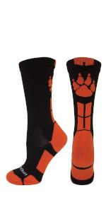 Wild Paw Football Socks