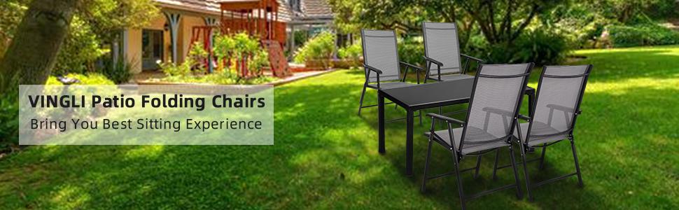 A+ - garden chairs patio