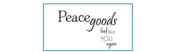 Peacegoods Eye Pillows LOVEwrap neck wrap calming products made USA yoga massage spa made usa