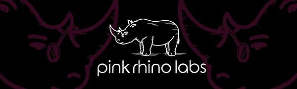Pink Rhino Labs Logo