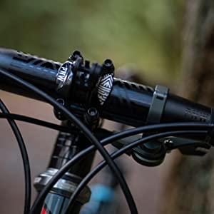 Action Camera or Headlight Mount MTB or Gravel PNW Components The Coast Stem