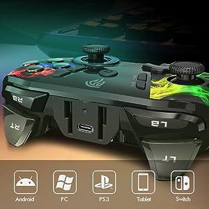 PC Wireless controller