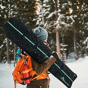 Ski Basg Boot Bag