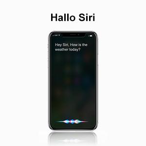 Hallo Siri