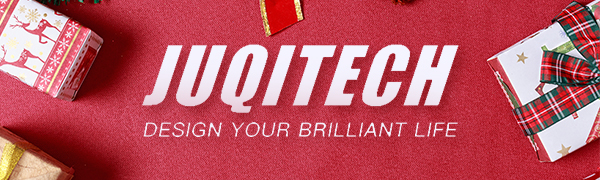"JUQITECH Smart Keyboard Case for iPad 10.2"" 7th Generation 2019"