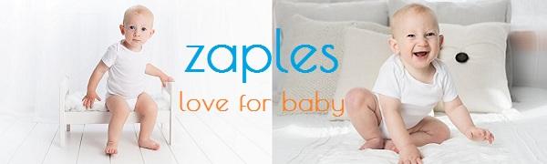zaples baby toddler kids boys girls non slip ankle grips socks