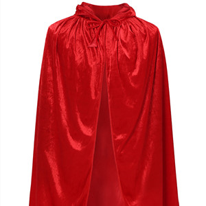 Red riding costume