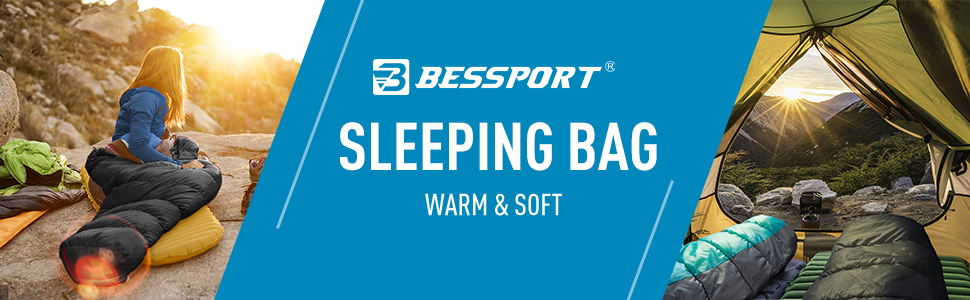 Bessport Sleeping Bag